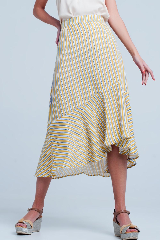 f59bd6017 Satin Midi Skirt Online India